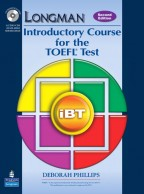 Longman Courses for the TOEFL iBT