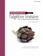 Introduction à l'algèbre linéaire et à ses applications 4e enrichie