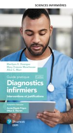 Diagnostics infirmiers, 8e éd. | Guide